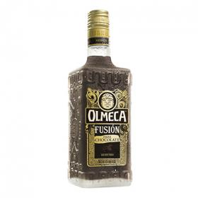 Fusion licor chocolate olmeca de 70cl.