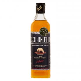 Goldfield whisky escoces de 70cl. en botella