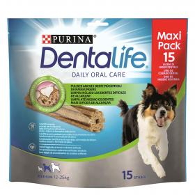 Purina dentalife snack dental perro mediano multipack de 345g.