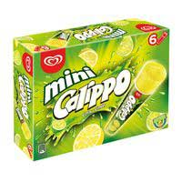 Calippo lima limon mini de 480g.