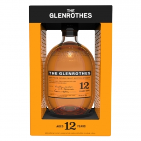 Glenrothes whisky the 12 años de 70cl.