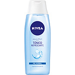 Nivea visage tonico facial revitaliza refresca piel normal mixta de 20cl. en bote