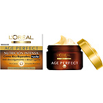 Loreal dermoexpertise crema antiarrugas nutritiva age re perfect noche de 50ml. en bote