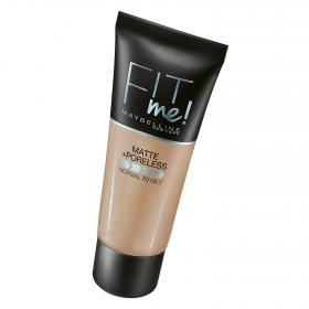 Maybelline maquillaje fluido fit me! nº 130