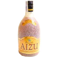 Aizu pacharan de 75cl. en botella
