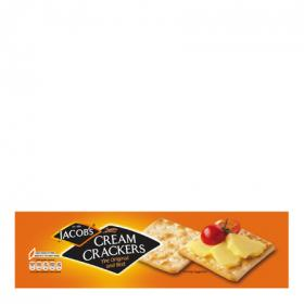 Jacobs cracker cream de 200g.
