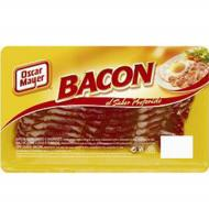 Oscar Mayer loncheado bacon de 150g.