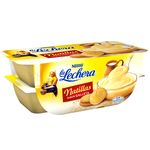 Nestle_ natillas sabor galleta de 115g. por 4 unidades