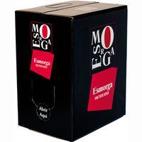 Vino tinto       bag in box esmorga de 5l.