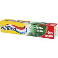 Binaca dentifrico aliento fresco tubo 75 50 ml