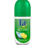 Fa desodorante limones del caribe roll on de 50ml.