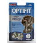 Halti optifit bozal para perros anti tirones talla l reflectante