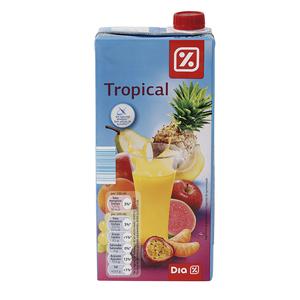 Dia nectar light tropical de 1l. en brik