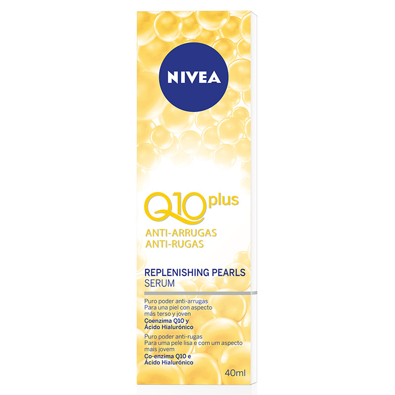Nivea q10 plus serum perlas antiarrugas de 40ml. en bote