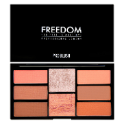 Paleta coloretes correctores peach freedom