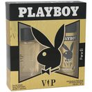 Playboy pack vip colonia desodorante de 15cl. en spray