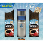 Nescafé cafe soluble natural 2 de 200g. en bote