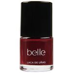 Belle laca uñas dark red 13 1u de 8ml.