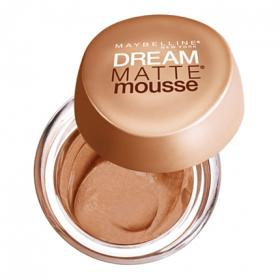 Maybelline maquillaje dream mat mousse 48 sun beige