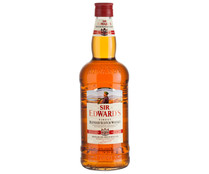 Sir Edward's blended whisky escoces de 2l. en botella
