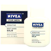 Nivea Men after shave balsamo azul regenerador piel normal seca nivea de 10cl.