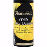 Sharwood's curry polvo suave de 110g. en bote