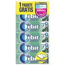 Orbit chicle grageas eucalipto p5 en paquete