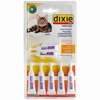 Pipeta insectif. gato dixie, pack 7  ml