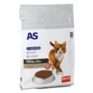 As alimento para gatos multicomponente carne de 7kg. en bolsa
