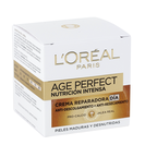 Loreal age perfect crema facial dia nutricion intensa de 50ml. en bote