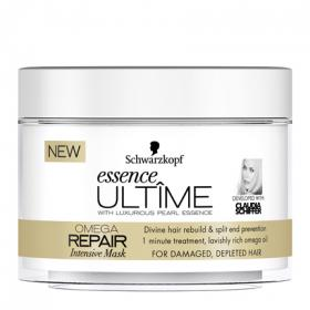 Essence mascarilla intensiva omega repair cabello dañado ultime de 20cl.