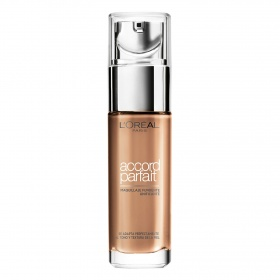 Loreal maquillaje fluido accord perfect 6 n miel