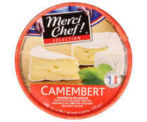 Merci queso camembert chef! de 125g.