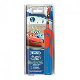 Oral B cepillo recargable infantil cars chica 1 ud
