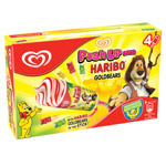 Frigo haribo max push up helado de 85ml. por 4 unidades