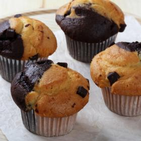 Carrefour muffin fusion 4 ud 4 ud