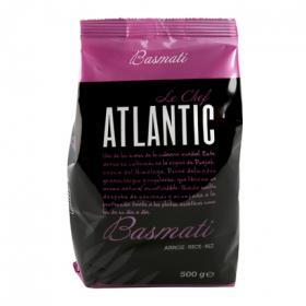 Atlantic arroz basmati de 500g.