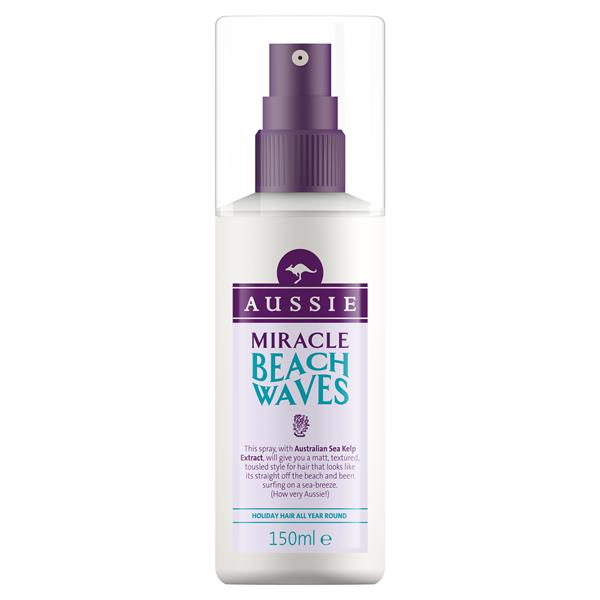 Aussie miracle agua peinado beach waves con extracto algas mar australiano de 15cl. en spray