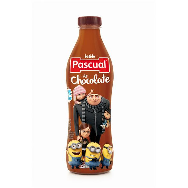 Pascual batido chocolate de 75cl.
