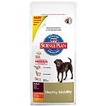 Hill's Science plan adult large breed healthy mobility alimento especial con pollo movilidad perro de 12kg. en bolsa