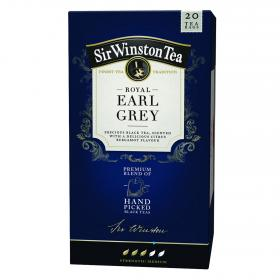 Té earl grey sir winston 20