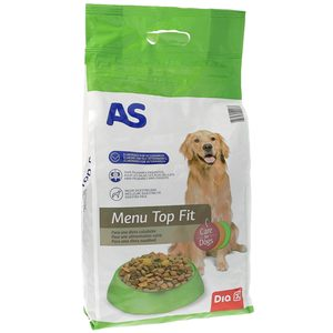 El Menu as alimento perros top fit de 4kg. en bolsa