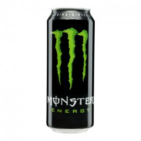 Monster refresco energy green de 50cl. en lata