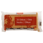 Eroski obleas 20u de 35g.