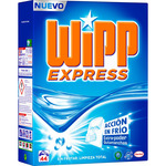 Wipp express detergente maquina polvo maleta 47