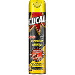 Cucal insecticida cucaracha de 40cl. en spray