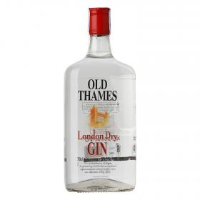Ginebra london dry gin old thames de 70cl.