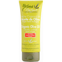 Lixone body milk oliva ecologico nature tubo de 20cl.