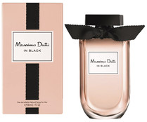 Massimo Dutti colonia in black de 80ml. en spray