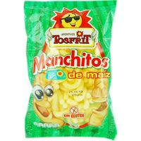 Tosfrit manchitos de 35g. en bolsa